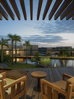 Um espaço ideal para reuniões e eventos sociais ou empresariais.